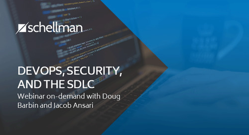 DevOps, Security, And The Software Development Life Cycle