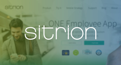 Sitrion Case Study