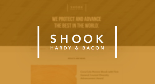 LITIGATION POWERHOUSE SHOOK, HARDY & BACON