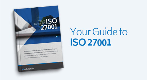 Your Guide to ISO 27001