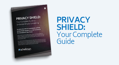 Privacy Shield: Your Complete Guide to Understanding & Complying