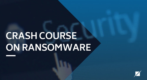 Crash Course on Ransomware