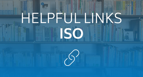 Helpful Links for ISO