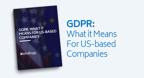 GDPR: What It Means for US-based Companies