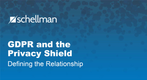 GDPR and the Privacy Shield: Defining the Relationship