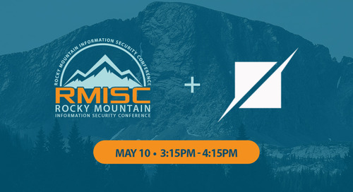 Rocky Mountain Information Security Conference 2018