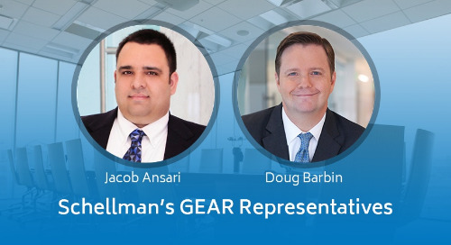 Schellman to Join PCI Global Executive Assessor Roundtable (GEAR)