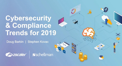 Cybersecurity and Compliance Trends for 2019