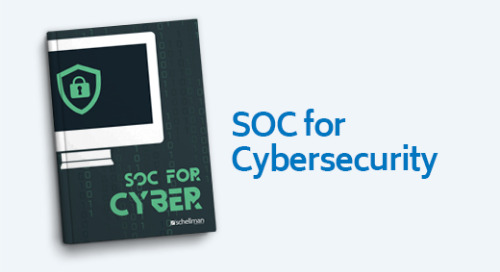 SOC for Cybersecurity