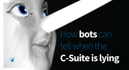 How Bots Can Tell When the C-Suite Is Lying