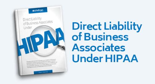 Direct Liability of Business Associates Under HIPAA