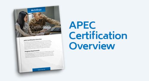 APEC Certification Overview