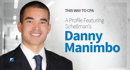 Schellman's Danny Manimbo Profiled on This Way to CPA