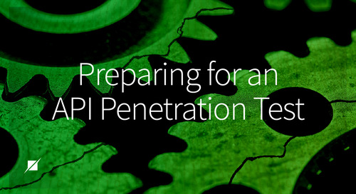 Preparing for an API Penetration Test