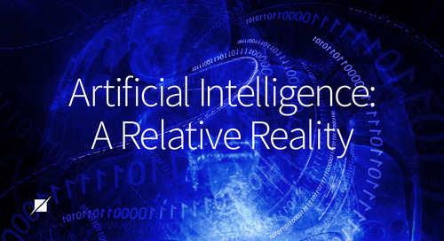 Artificial Intelligence: A relative reality