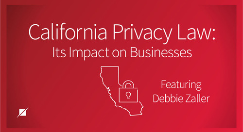 California Privacy Law: Its Impact on Businesses