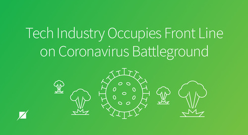 Tech Industry Occupies Front Line on Coronavirus Battleground