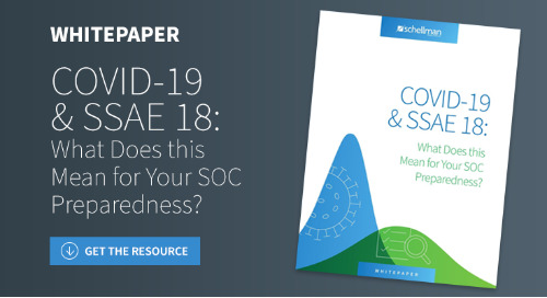 COVID-19 and SSAE 18