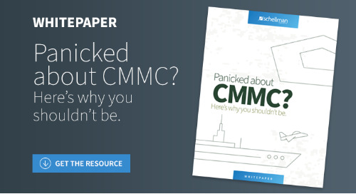 Panicked About CMMC?