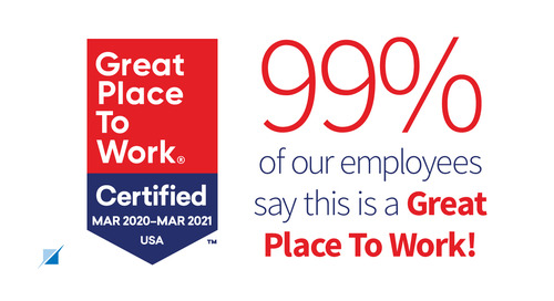 Schellman Certified a Great Place to Work for Second Consecutive Year