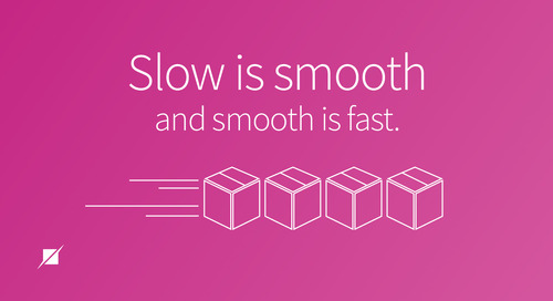 Port Scanning: Slow is Smooth and Smooth is Fast