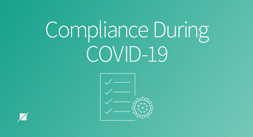 Compliance During COVID-19