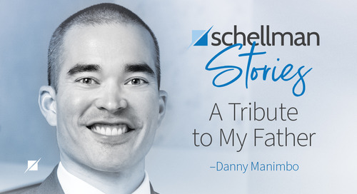 Schellman Stories: A Tribute to My Father