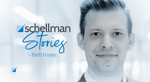 Schellman Stories: Brett Hayes
