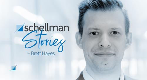 Schellman Stories: Brett Hayes