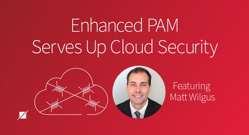 Enhanced PAM Serves Up Cloud Security