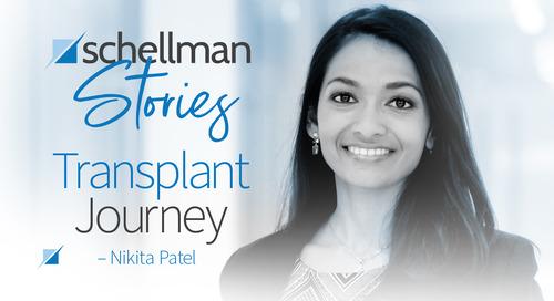 Schellman Stories: Transplant Journey