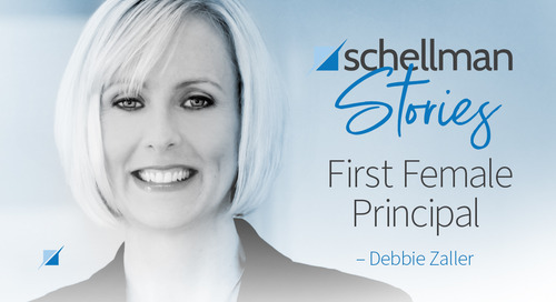 First Female Principal