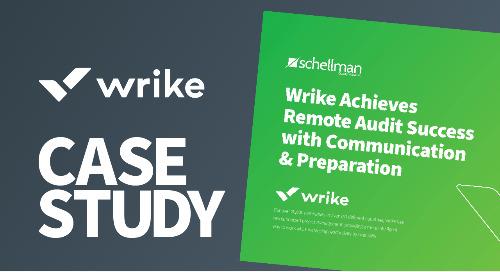 Wrike Case Study