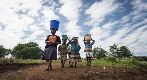 Water Mission: Peer-to-Peer Fundraising Breaks through the Global Water Crisis