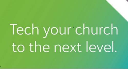 Blackbaud Announces the Next Generation of Church Technology
