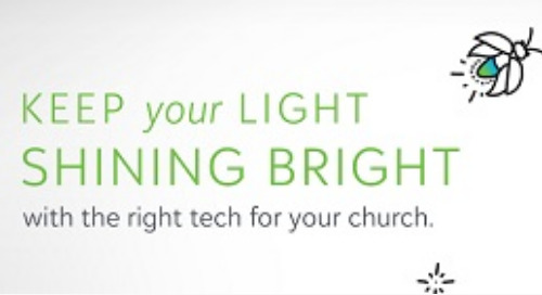 CHECKLIST: The Technology Your Church Needs to be Successful