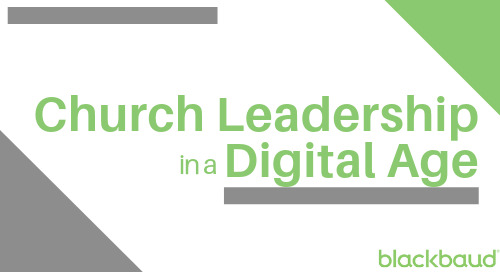 ARTICLE: Church Leadership in a Digital Age