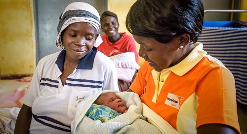 World Vision Challenges Global Poverty with Blackbaud Solutions