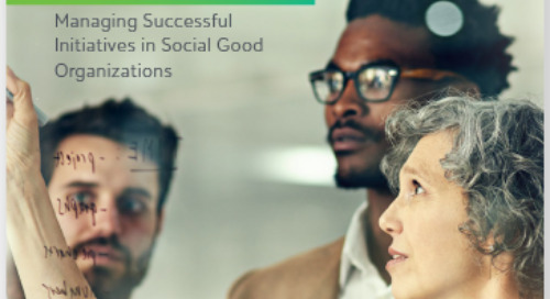 The Root of Change: Managing Successful Initiatives in Social Good Organizations