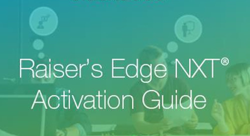 RE NXT Activation Guide