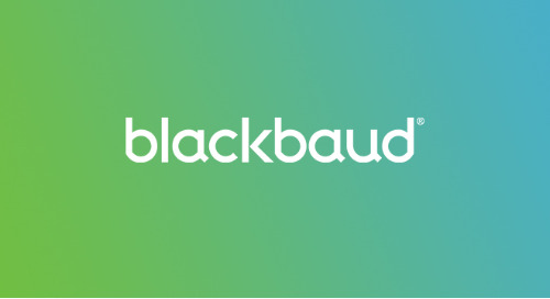 Blackbaud Announces Tech Innovations to Support Social Good Customers Now and In the Aftermath of COVID-19