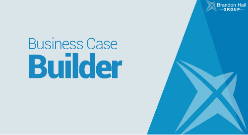 Building the Business Case for Competency Management Systems