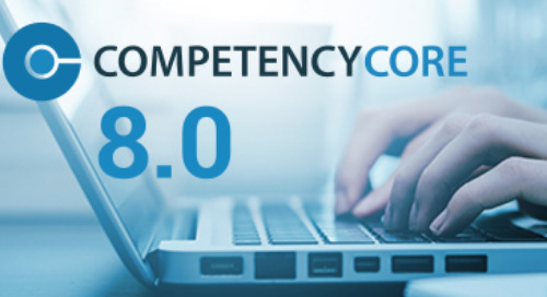 CompetencyCore 8.0 brings new features to flagship software