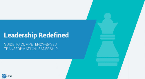 Leadership Redefined: Guide to competency-based transformation leadership