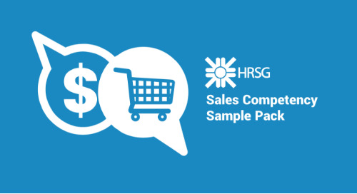 Sales Competency Sample Pack