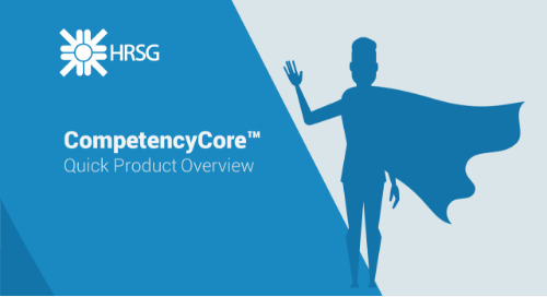 CompetencyCore™- Quick Product Overview