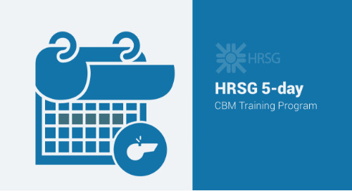 HRSG 5-day CBM Training Program