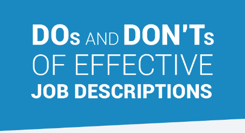 INFOGRAPHIC: The Do's and Don'ts of Effective Job Descriptions