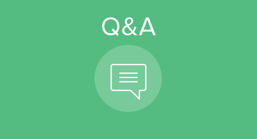 Webinar Q&A with Emily Collins, Senior Analyst at Forrester Research, Inc.