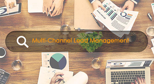 The Achilles Heel of Growing Hospitality Companies:  Multi-Channel Lead Management